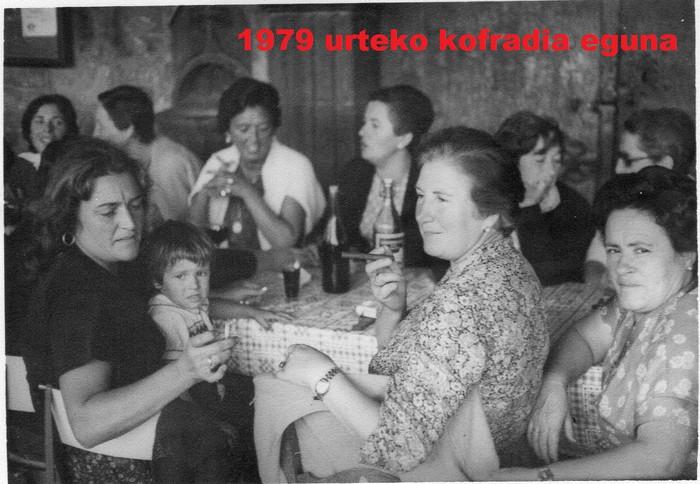 Arrankudiagako Andra Mari Jaiak 70 eta 80. hamarkadetan - 18