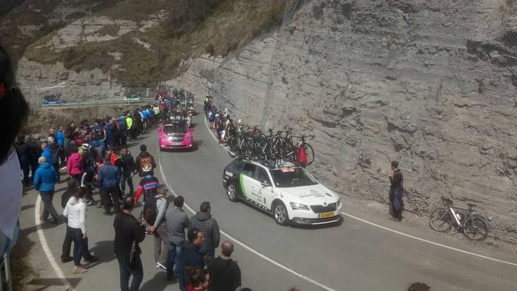 Borroka eguna egingo dute Tubacexeko langileek urriaren 27an, Vuelta Aiaraldetik igarotzen dela baliatuta