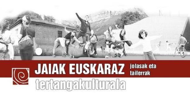 Tertanga Kulturala sortu dute euskarazko aisialdia sustatzeko