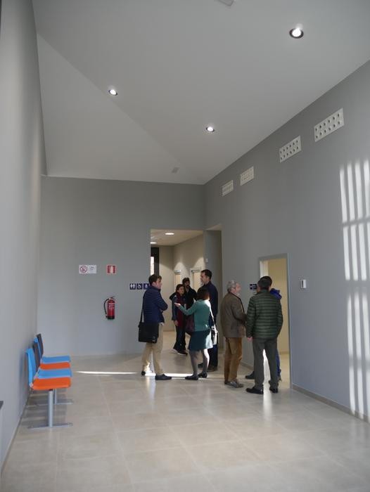 Gaur inauguratu dute Orozkoko anbulatorio berria - 34