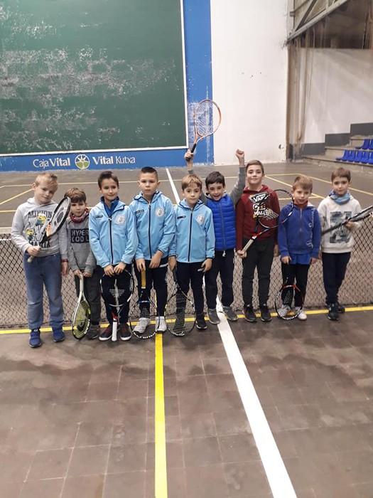 Gabonetako partidak antolatu ditu Laudio Tenis Klubak - 22