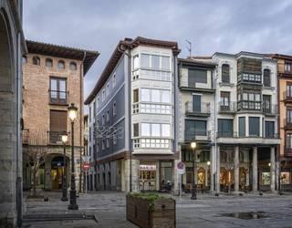 Apartamentos Ciudad de Orduñan gau bateko egonaldia