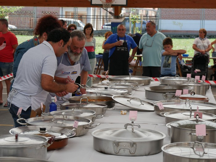 Margolariek eta herri kirolek girotu dute festetako larunbat eguerdia - 3