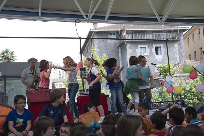 Korrika txikia Laudion 2011  - 28