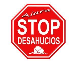 Stop Desahuciosek Aiaraldean ordezkaritza bat jarri du martxan