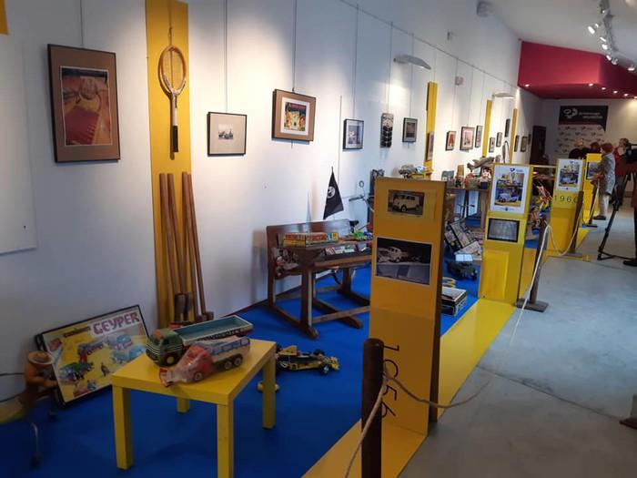 Duela 50 urteko jostailuen erakusketa atondu dute Artziniega Museoan - 9