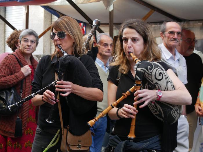 Musika eta gastronomia nagusi Galiziar Etxearen 50. urturrenaren ospakizunetan - 76