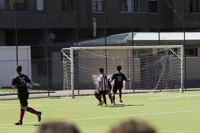 CD Laudioko gazteek lortu dute sailkapena Euskal Ligako play-offak jokatzeko - 17