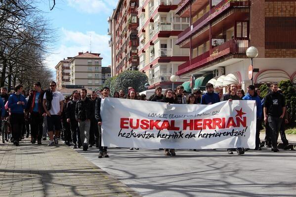 Ostegunean mobilizatuko da Ikasle Abertzaleak LOMCE eta EU2015 legeak salatzeko - 1