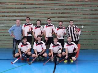 Ganbegi 6-2 Hockey Taldeak Areto Hockey Euskadiko Txapelketa irabazi du