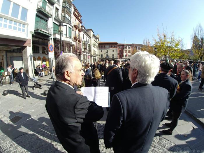 Indartsu hasi da Musikaren Astea, hainbat talderen parte hartzearekin - 36