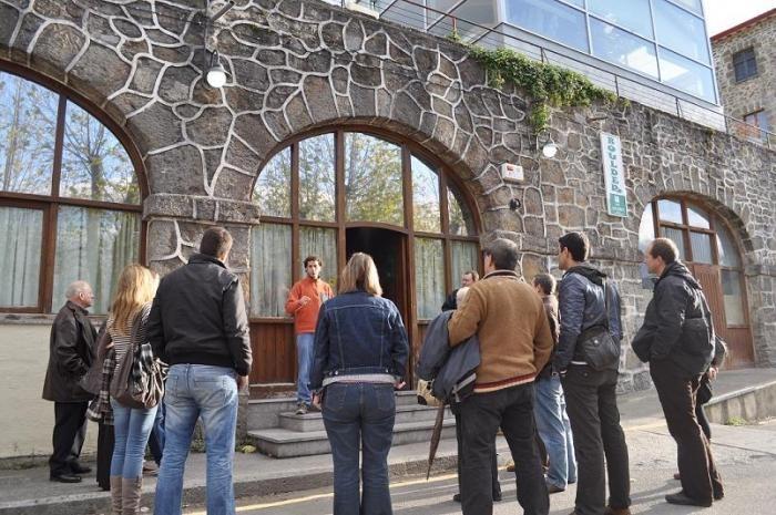 Eskualdeko bisita turistikoak ugariagoak izan dira aurtengo udan