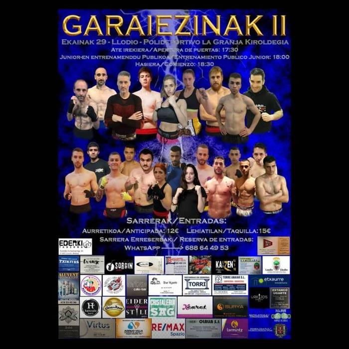 Garaiezinak II