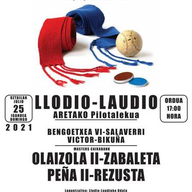 Olaizola II-Zabaleta, Peña II-Rezusta