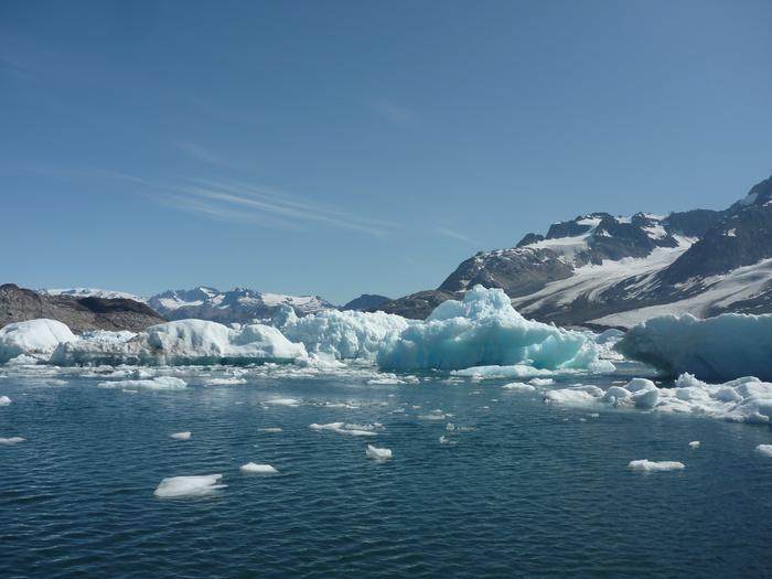 [UDARIKLIK] Groenlandian eskalatzeko icebergak ekidin behar izan ditu Zigor Egiak - 33
