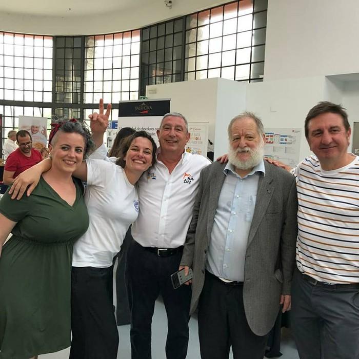 """Aida Iza Fuentes: """"Amari eskaintzen diot Euskadiko Urrezko Mamiaren saria"""" - 4"""