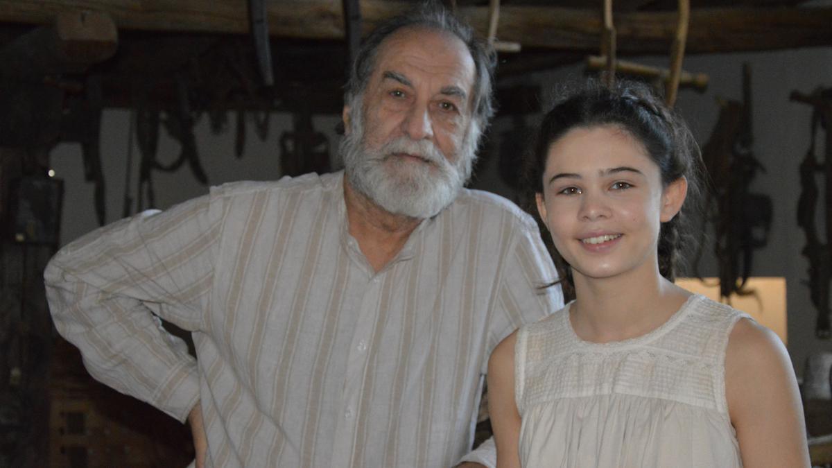 'Camila Hunck' filmaren grabaketak hartu du Artziniegako Museoa