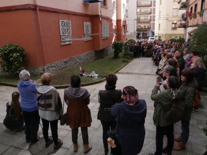 Indarkeria matxistaren aurka mobilizatu dira eskualde osoan - 88