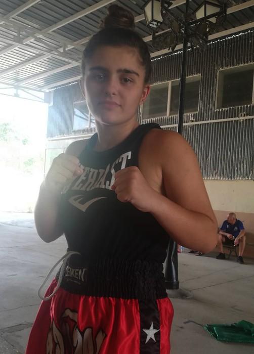 Izaro Blancok Munduko Kick Boxing Txapelketan parte hartuko du, baina babes falta salatu du berriro
