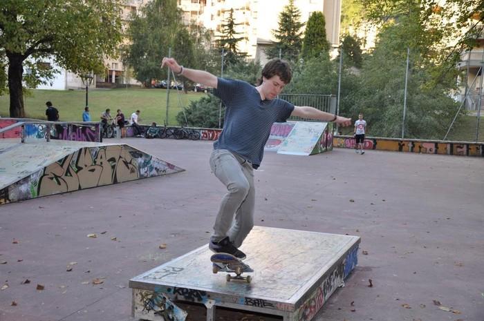 TRIPLE sSs SkateSnowSky Txapelketak 2011 - 12