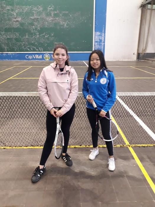 Gabonetako partidak antolatu ditu Laudio Tenis Klubak - 11