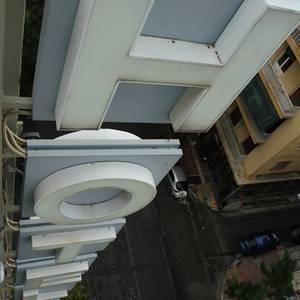 Hotel plaza eraikin okupatuan egon ziren atzo Hesiheseko kideak