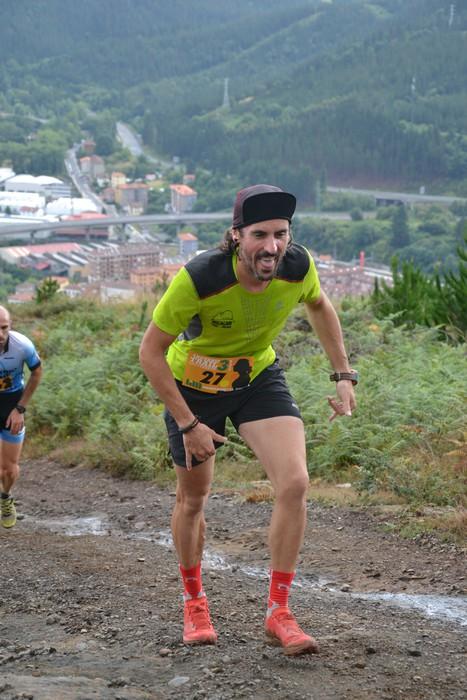 Iñaki Isasi eta Maider Urtaran izan ziren irabazleak Areta Trail probaren III. edizioan - 46