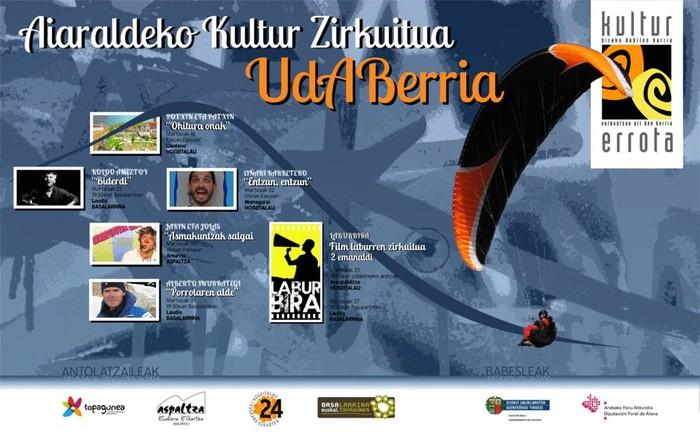 Udaberriko kultur zirkuitu berria Topagunearen eta euskara elkarteen eskutik