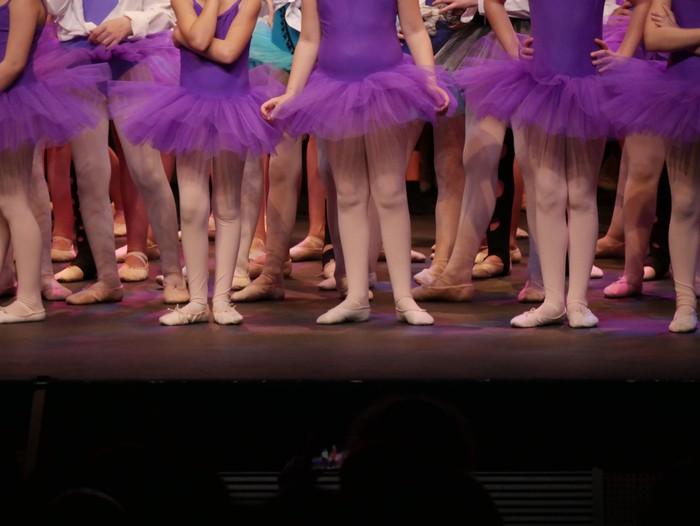 Ballet gala, San Fillippo sindromearen alde - 82