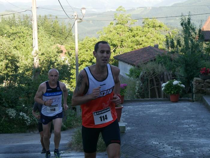 Felipe Larrazabal eta Maider Urtaran garaile San Joan Astobitzako krosean - 37