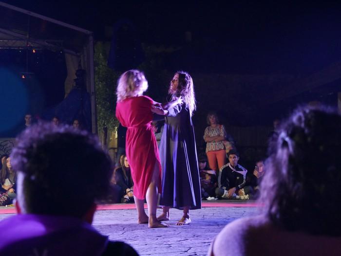 """Aldarria eta orotariko ekintzak batu zituen """"Zapatu moreak"""" - 19"""
