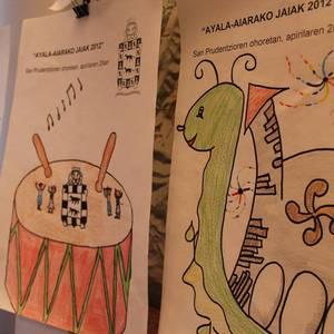 Aiarako Jaiak 2012: Txupinazoa
