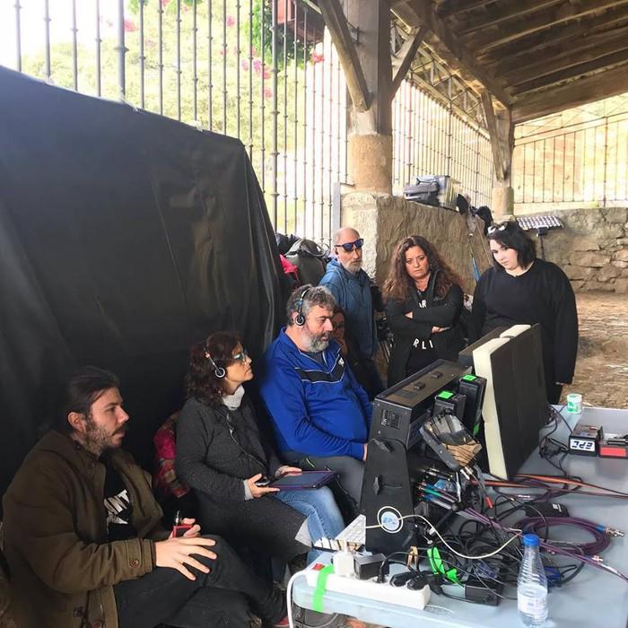 """Kandido Uranga eta Ingrid Garcia-Jonsson egon dira """"La pequeña Suiza"""" filmaren aurkezpenean, besteak beste - 2"""