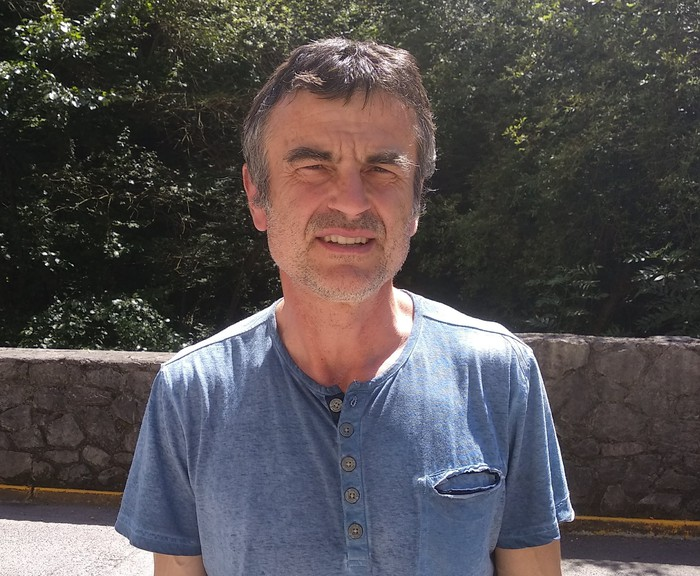 """Juan Angel Lekanda: """"Nire agerpena zentsuratu dute ETBn 'Altsasukoak aske' leloko kamiseta janzteagatik"""""""