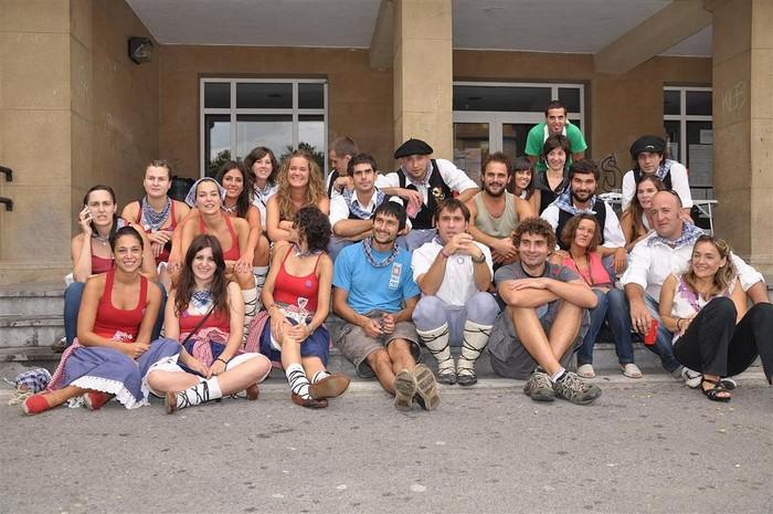 Laudioko Jaiak 2011: Kuadrillen Bazkaria 7 - 3