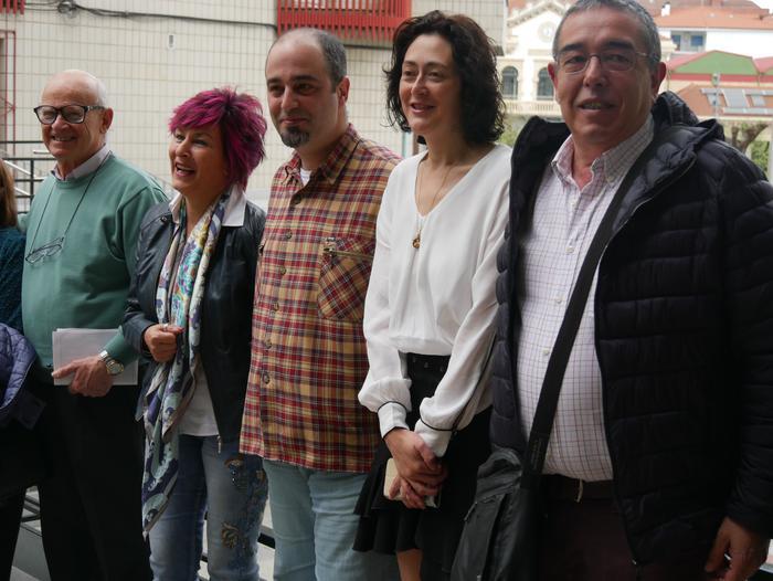 David Romero alkategaia aurkeztu du PSE-EEk Amurrion - 8