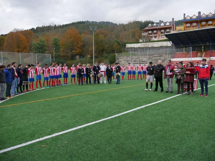 Futbol txapelketa egin dute Jon Urkijo Labururen omenez - 12