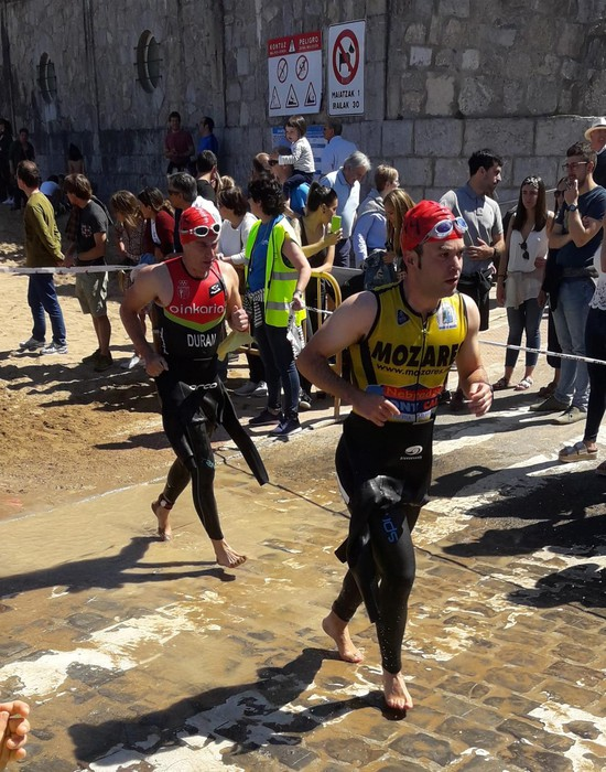 Oinkariak taldeko kideek 5 podium eskuratu zituzten Arabako Triatloi txapelketan - 3