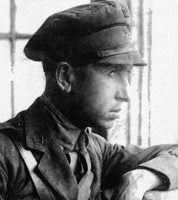 Juan Ibarrola: 36.000 soldadu errepublikar bere agindura izan zituen laudioarra