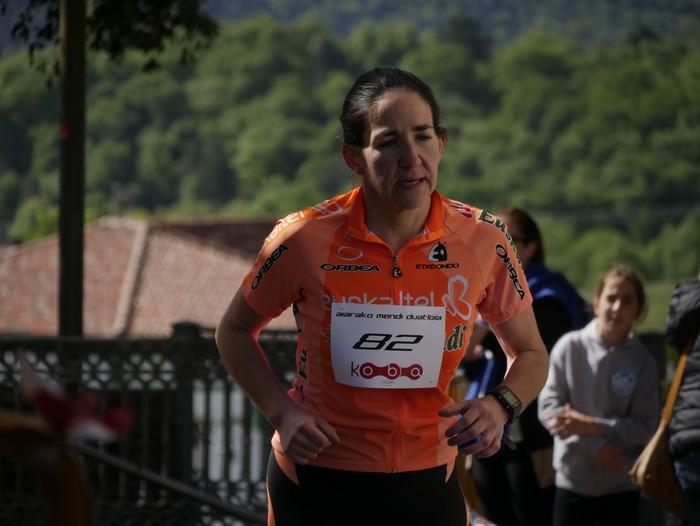 Zuriñe Frutosek eta Iñaki Isasik irabazi dute Aiarako Mendi Duatloia - 31