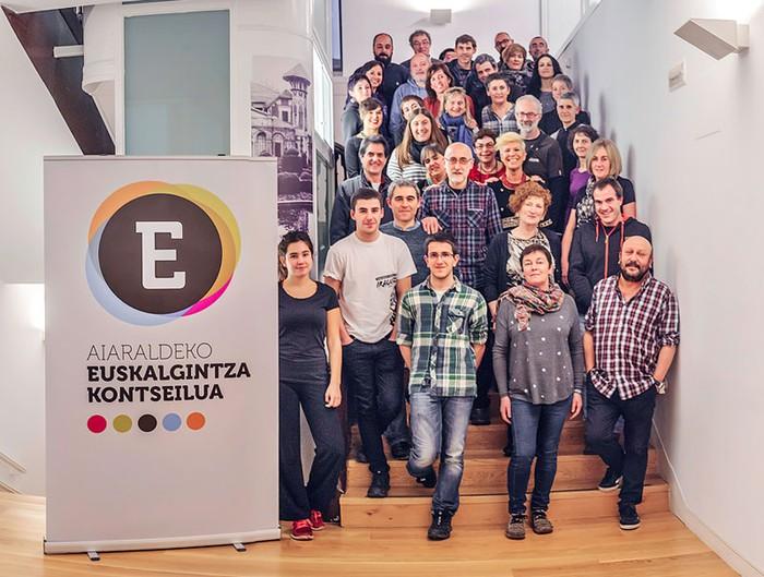 Aiaraldeko Euskalgintza Kontseilua: Orain arteko bidearen hazi eta fruituak