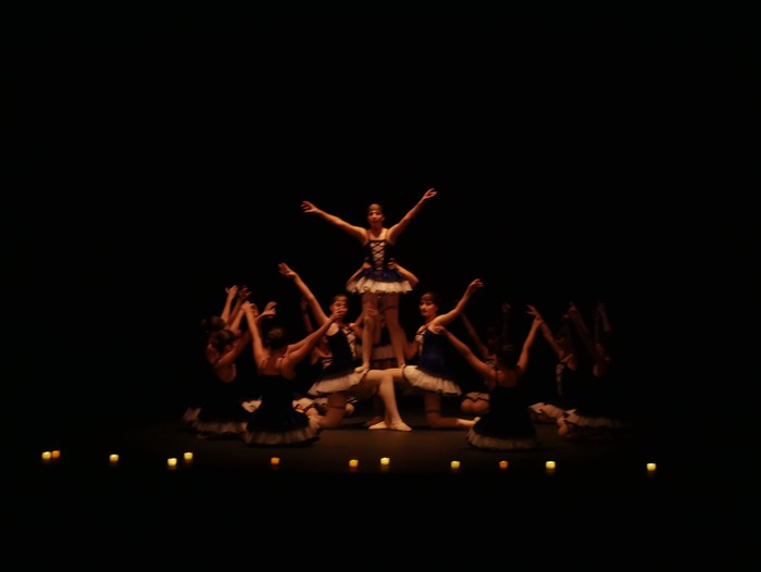 Ballet gala, San Fillippo sindromearen alde - 12