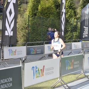 Atletismo Laudioko lau lasterkarik parte hartu dute Elgoibarko Nazioarteko Krosean Euskadiko Selekzioarekin