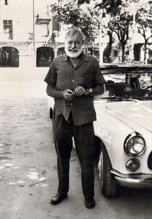 """""""Hemingway Traveler"""" turismo proiektuan parte hartu du udalak"""