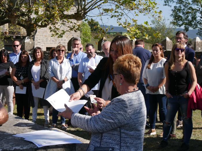 Encina Castresana hautatu dute Aiarako Kuadrillako presidente - 15
