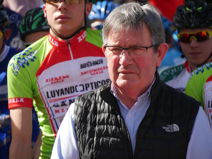 Pablo Fernandezek irabazi zuen sprintean Aiarako Birako lehen etapa - 72