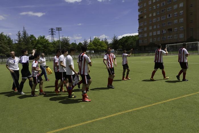 CD Laudioko gazteek lortu dute sailkapena Euskal Ligako play-offak jokatzeko - 76