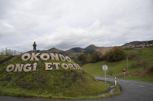 Okondoko mapa toponimikoari 'azken orrazketa' emateko ordua