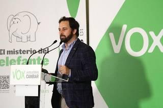 """Vox alderdiak bere kanpainaren erdigunean jarri du Aiaraldea """"Muévete, por España"""" ekimena dela eta"""