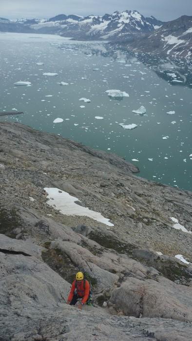 [UDARIKLIK] Groenlandian eskalatzeko icebergak ekidin behar izan ditu Zigor Egiak - 37